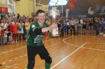Лучшим игроком финальной серии плей-офф признан Андрей Чурилин