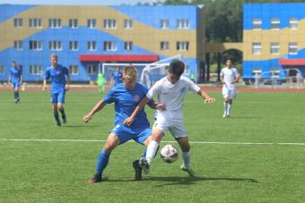 СШОР №2 вырвала победу в Южно-Сахалинске
