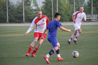 Завершился первый круг Чемпионата г.о. Красногорск