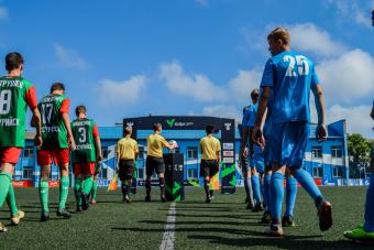 «Локомотив» едва не упустил победу в Находке