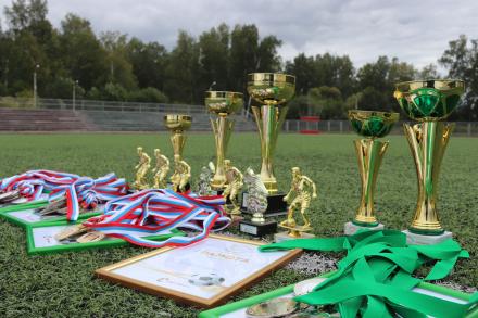 Финал кубка ТФЛ и награждение победителей!