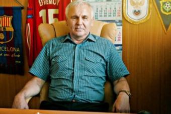 Валерий Николаевич, с днем рождения!