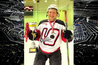 Юность-75 обладатель кубка Ice Hooligans II и медалей Лемура.