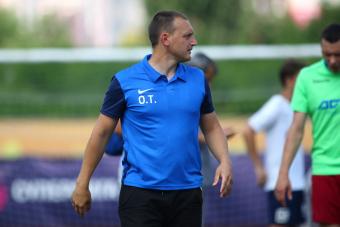 Олег Тарасов, «МФК Azard Group»: Мы обыграли самую сильную и стабильную команду в нашем городе
