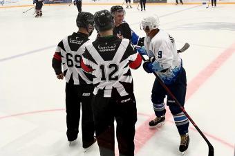 В СК «Арктика» стартовали игры РТХЛ