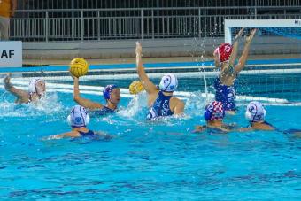 LEN Womens European Junior Water Polo Championships 2021