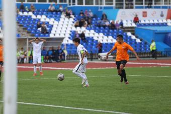 «Сахалин» порадовал болельщиков в последнем домашнем матче
