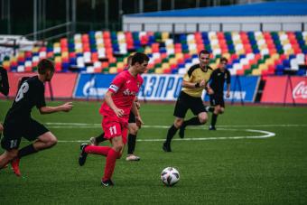 Расписание и трансляции 15-го тура Дальневосточной Юношеской футбольной лиги
