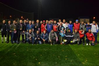 Ветераны 38+ провели награждение и закрыли сезон финалом Кубка