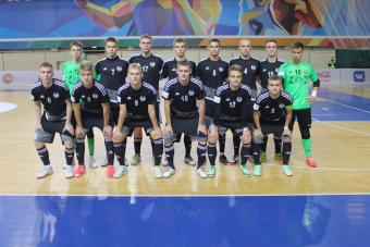 Сегодня состоится финал Игр стран СНГ между юношескими сборными России и Беларуси!