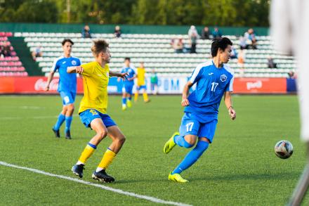 Расписание и трансляции 16-го тура Дальневосточной Юношеской футбольной лиги