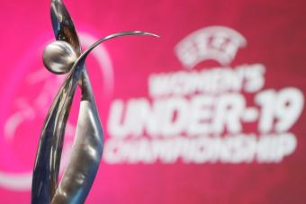 Чемпионат Европы среди женских команд U-19. LIVE
