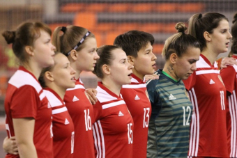Женская сборная по мини-футболу сыграет с Италией