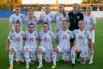 Женская молодежная сборная сыграет с Германией
