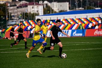 Расписание и трансляции 17-го тура Дальневосточной Юношеской футбольной лиги