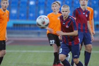 «СКА-Хабаровск» отстоял три очка в матче с «Вулканом»