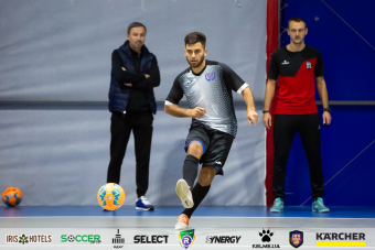 Беднюк «вривається» в новий сезон, матч FC Lontano й MBZ, поєдинок дебютантів — анонс R-Cup Futsal