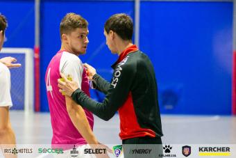 «Ой, як гаряче!», — анонс поєдинків 2-го туру R-Cup Futsal