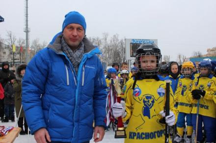 Федерацию хоккея с мячом Московской области возглавил Вячеслав Манком