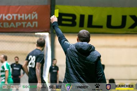 Матчі «з характером» у Platinum, тріумф FC Yuzhbor у дербі, герої з МФК Рваний Кед — огляд 7 туру