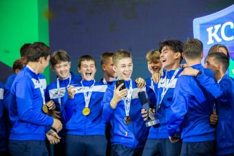 Во Владивостоке прошло награждение призёров Дальневосточной ЮФЛ