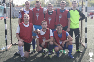 Фото команды