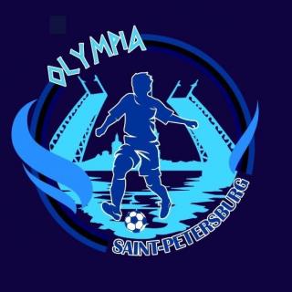 Олимпия-голубые