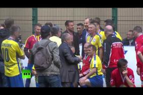 Гала-матч Народной Футбольной Лиги