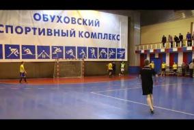 Ответный матч 1/2 финала 20-го ЧФЗ Богема-Подельники 1:0