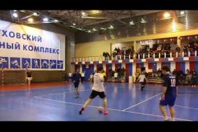 Ответный матч 1/2 финала 20-го ЧФЗ Шторм Невоград-С.С.Спутник 3:2