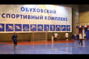 Ответный матч 1/2 финала 20-го ЧФЗ Шторм Невоград-С.С.Спутник 4:2