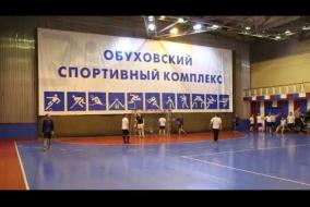 Ответный матч 1/2 финала 20-го ЧФЗ Шторм Невоград-С.С.Спутник 5:2