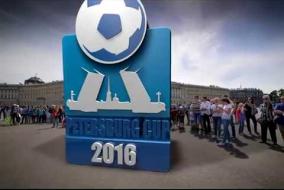 2016 Petersburg Cup ролик