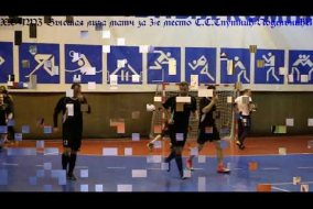 ХХ-ЧФЗ Высшая лига Матч за 3-е место С.С.Спутник-ПодельникИ
