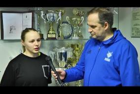 Алёна Андреева дала интервью