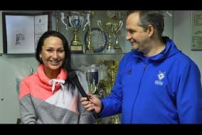 Юлия Гордеева дала интервью