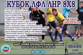 Промо Кубок 8х8