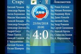 Старс - Локомотив