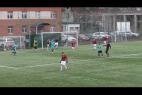 Антарес 0:2 Спортэго (Обзор)