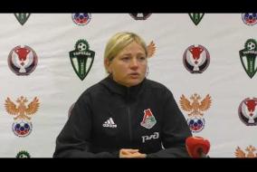Елена Фомина после матча 7-го тура с