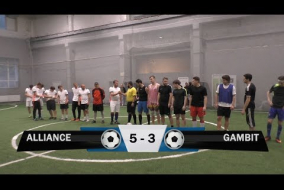 Alliance 5-3 Gambit, обзор матча