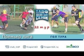 Рубрика гол тура. Тольяттинская футбольная Премьер-лига