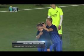Відео-звіт: «Ковальська» 2-3 «МаксТім». Міні-футбол, Чемпіонат Києва, 2 тур