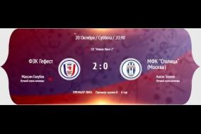 НМФЛ 2018-19. Премьер группа Б. ФЗК