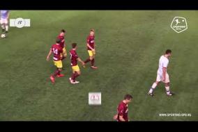 Цикорич – Спортманн - 3-1