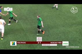 РосТранс – Nokian Tyres - 6-2