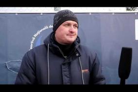Интервью представителя СКА
