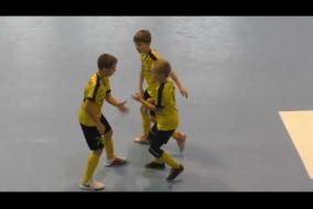 Юниор - 2 2009 vs ФК Минск 2009 (18,11,18)