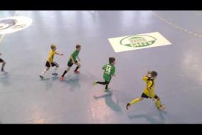 ДФПЛ зима 2018-2019 U-11 ФК Столица - ФК Юниор -2007-2 2.12.2018
