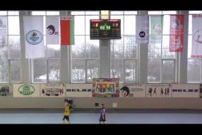ДФПЛ зима 2018-2019 U-10 ФК Жлобин - ФК Юниор 16.10.2018